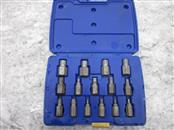IRWIN TOOLS COMBO SET MULTI SPLINE EXT SET
